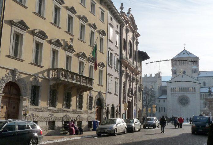 Trento via Belenzani