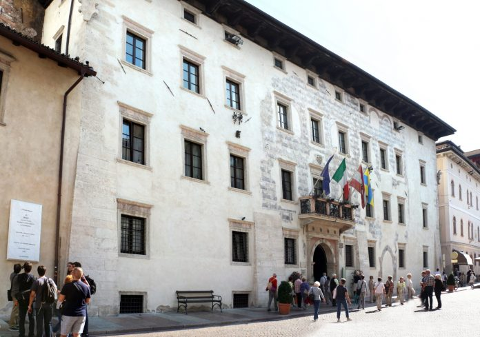 Trento Palazzo Thun