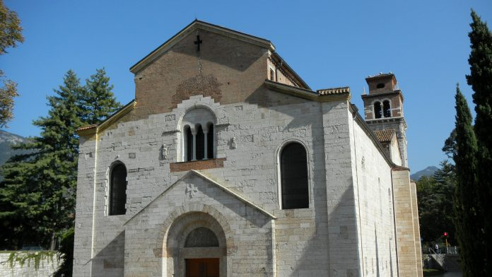Trento Badia di San Lorenzo