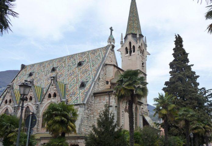 Trento chiesa della Trinità