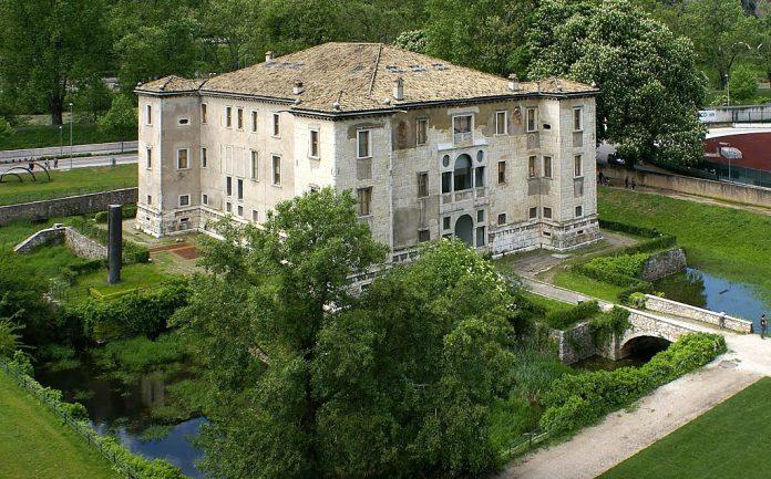 Trento Palazzo delle Albere