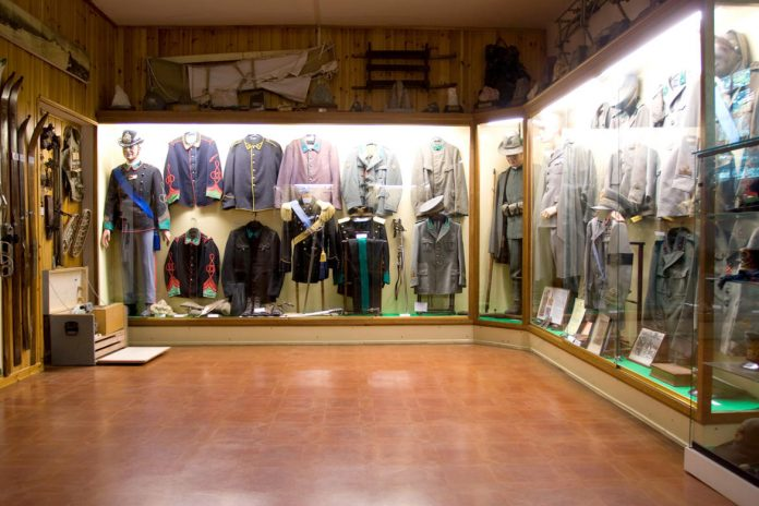 Trento Museo Storico degli Alpini