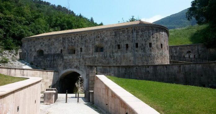 Trento Forte di Cadine