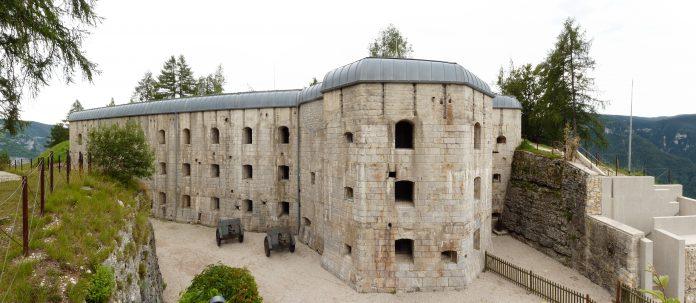 Trento Forte Belvedere