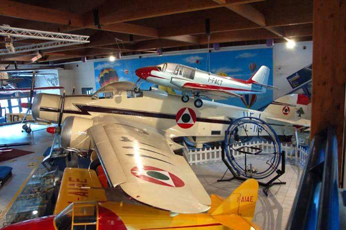 Trento Museo dell'Aeronautica Caproni
