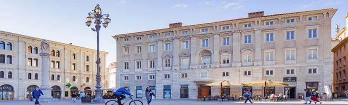 Trieste Palazzo Pitteri