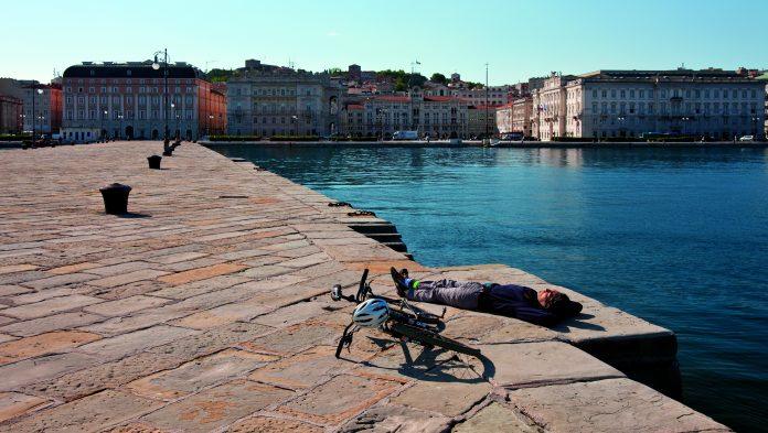 Trieste Molo Audace