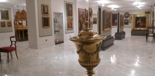 Trieste Museo della Comunità Greco Orientale