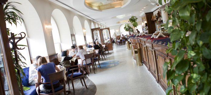 Trieste Caffè degli Specchi