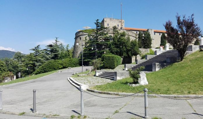Trieste Castello San Giusto