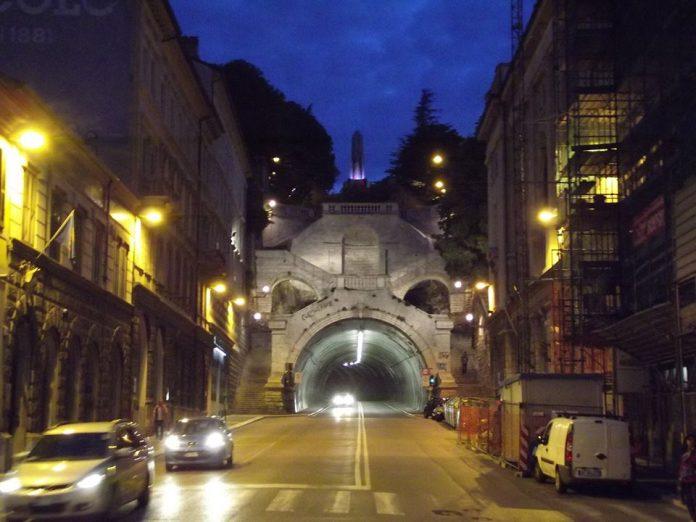Trieste Scala dei Giganti