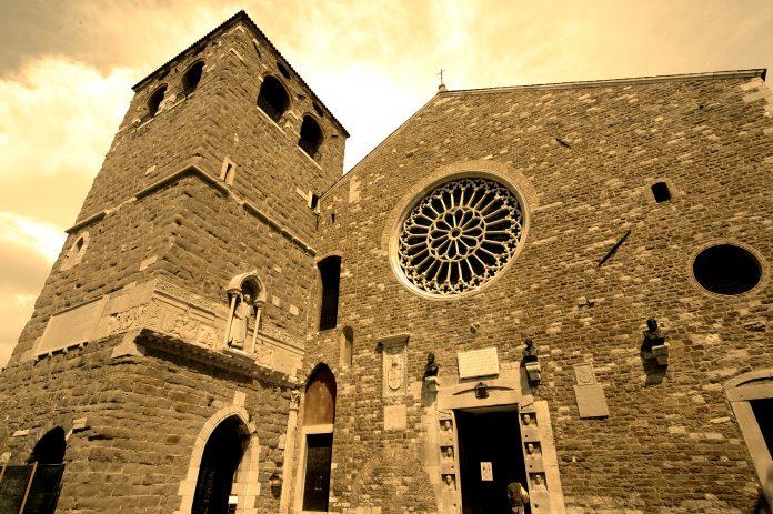 Trieste Chiesa San Giusto