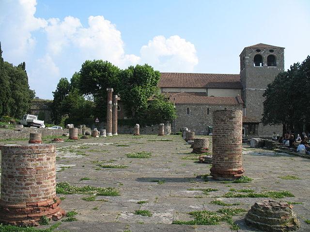 Trieste Basilica Forense