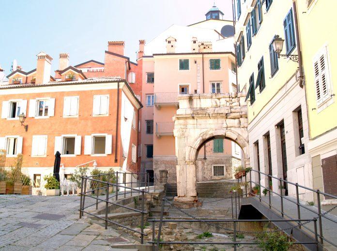 Trieste Arco Riccardo