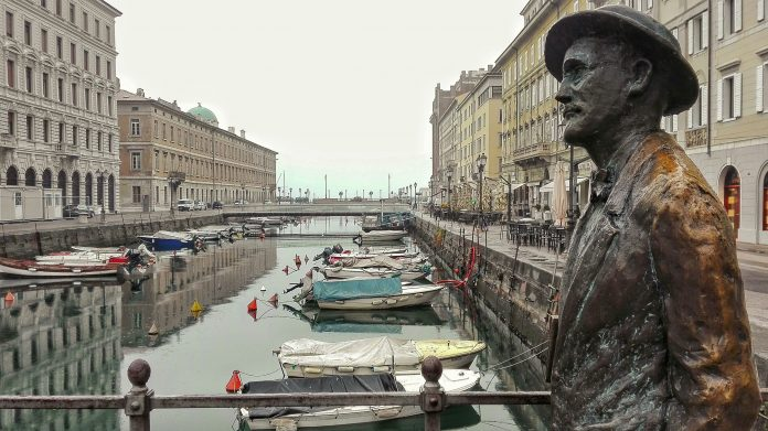 Trieste scrittori Joyce