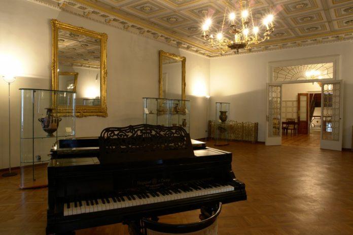 Trieste Palazzo Sartorio