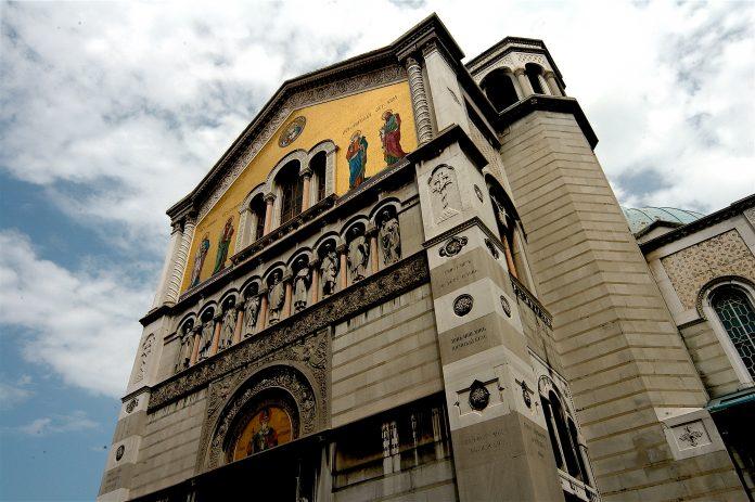 Trieste Chiesa San Spiridione