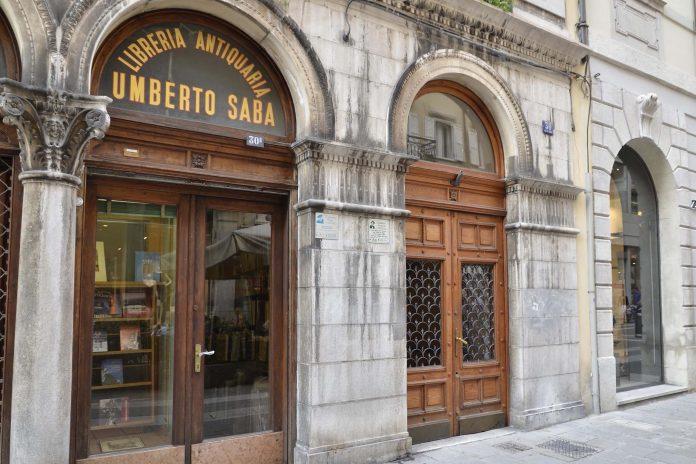 Trieste Libreria Saba
