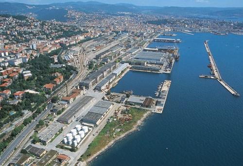 Trieste Porto Vecchio