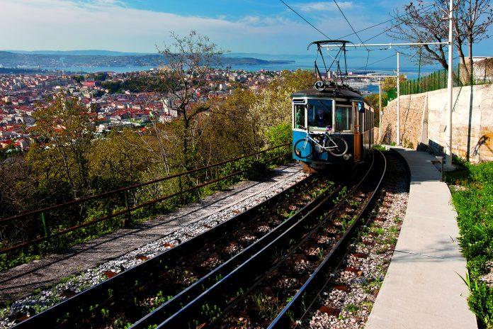 Trieste Tram di Opicina