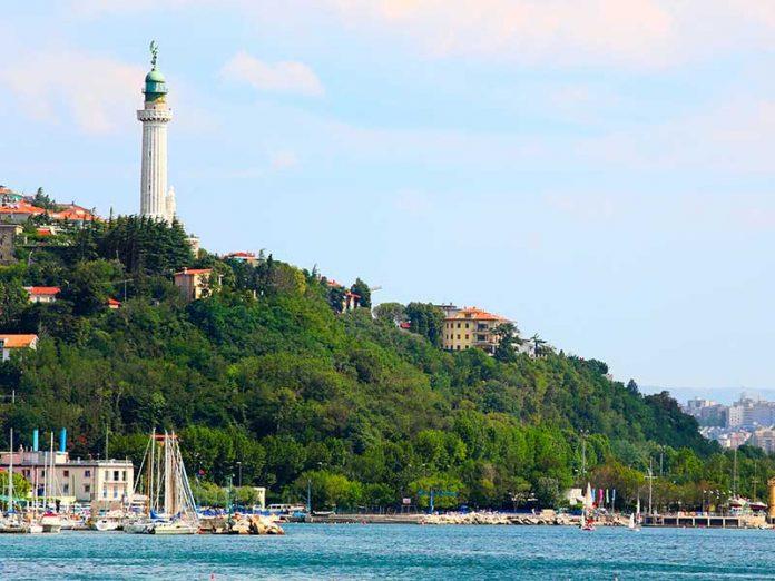 Trieste Faro della Vittoria