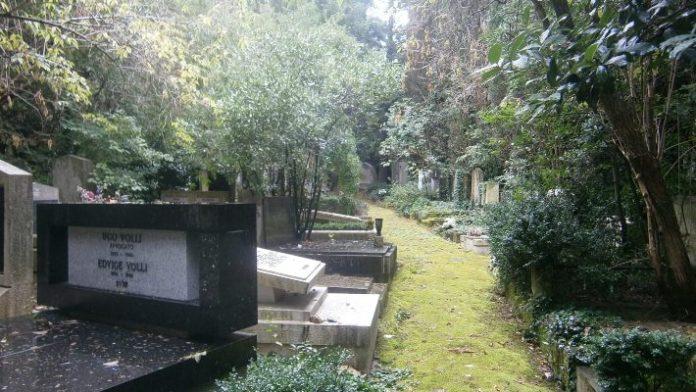 Trieste Cimitero Ebraico