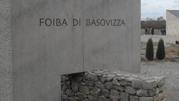 Trieste Foiba Basovizza