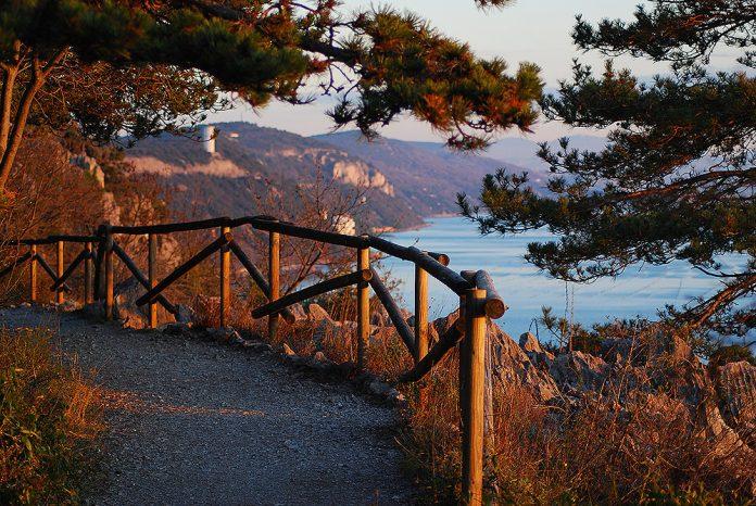 Trieste Sentiero Rilke