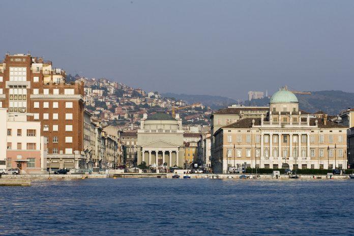 Trieste Veduta