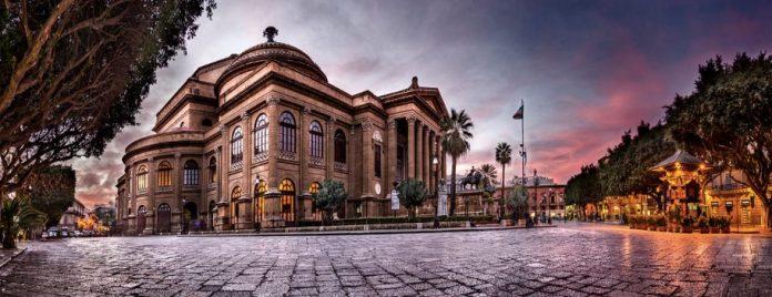 Teatro dell'opera Palermo cosa visitare