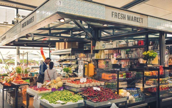 mercato di copenaghen luoghi di interesse
