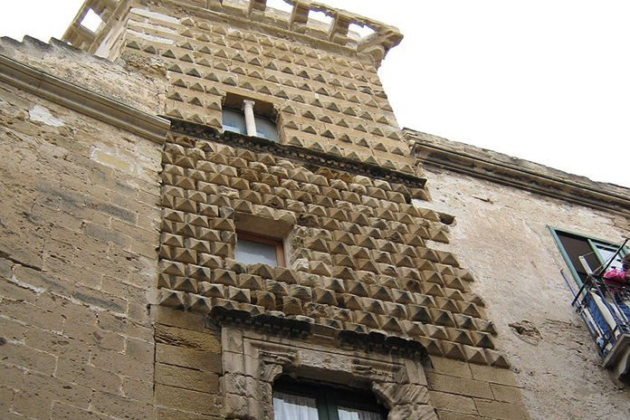 Trapani Palazzo Giudecca