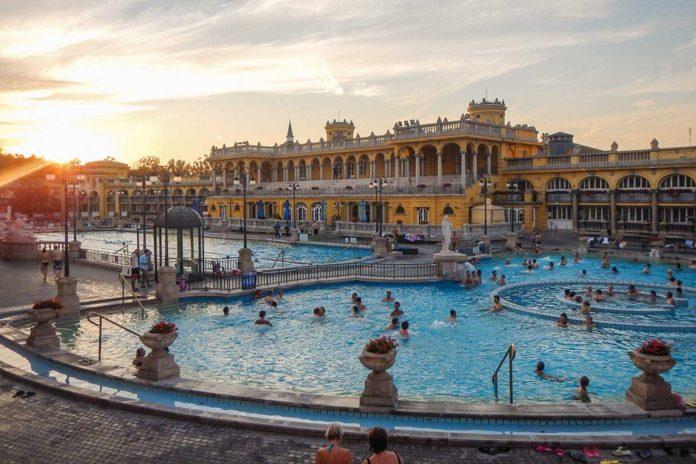 Budapest Ungheria Terme