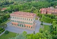 Villa Reale veduta