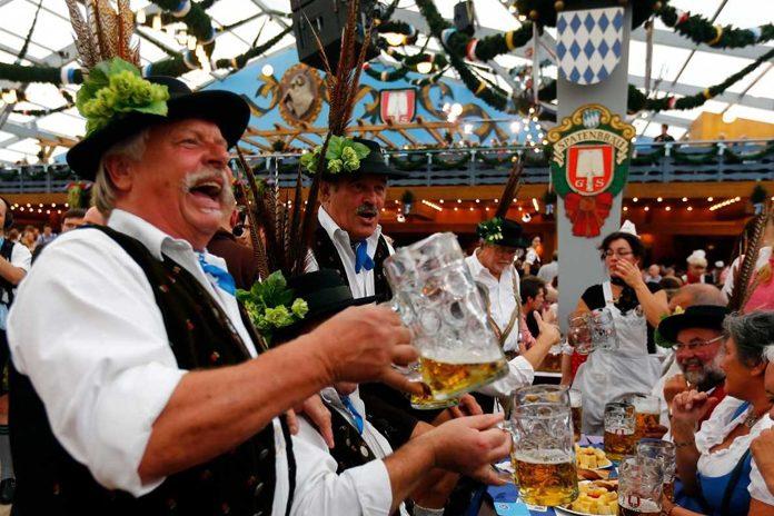 Oktoberfest Monaco Baviera